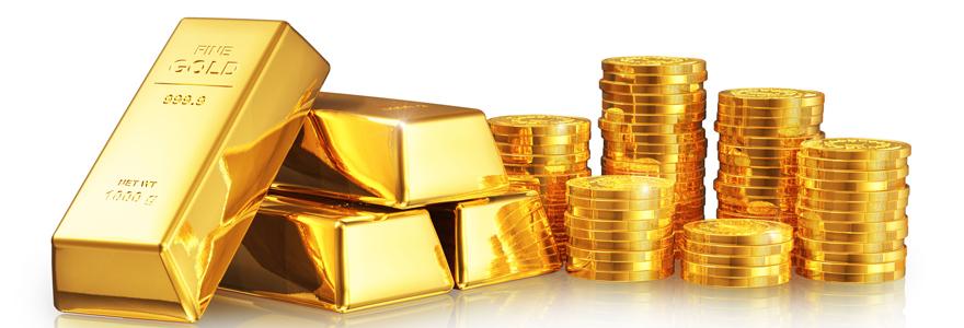 Investir dans l'or en pièces